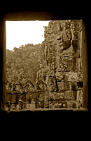 Bayon thru Window