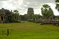 Picker at Angkor