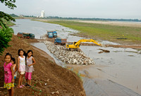 Kids on the Mekong