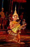 Aspara Angkor Wat Dancer
