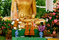 Offerings for Buddha