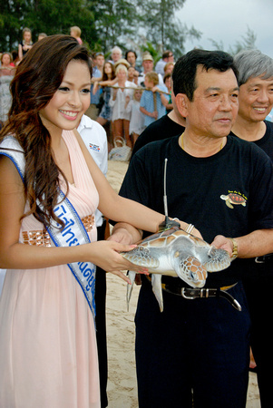 Ms. Thailand Universe & Deputy Govenor of Phuket