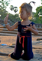 Budding Aspara Dancer